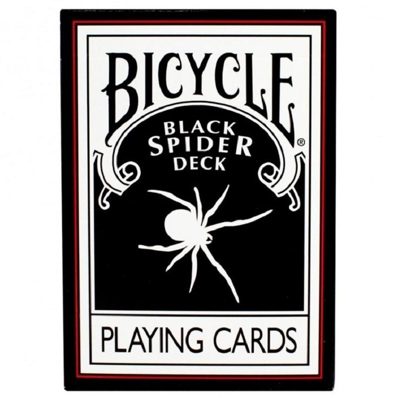 Baraja Bicycle Araña Negra